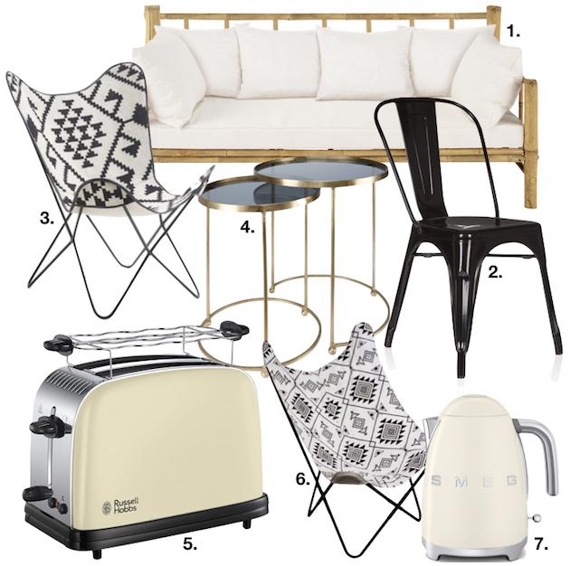 maison en grèce shopping list butterfly aa fauteuil chaise canape bouilloir grille pain déco