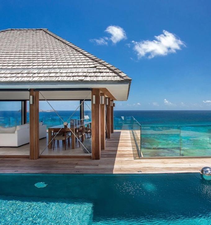 villa bungalow coin de paradis saint barthelemy blog deco clemaroundthecorner
