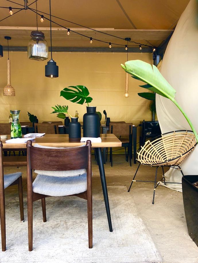 zuiver design hollandais meubles diner mariage extérieur nature moderne - Blog déco - Clem Around The Corner