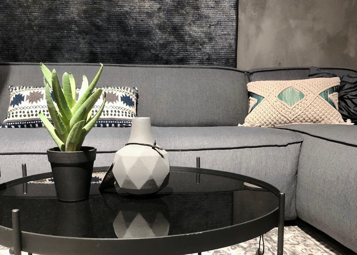 zuiver design hollandais meubles salon nuance de gris - Blog déco - Clem Around The Corner