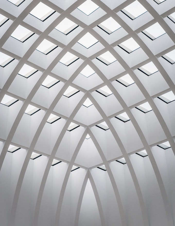 repose serviette chauffant toit architecture géometrique design inspiration acova clemaroundthecorner blog déco
