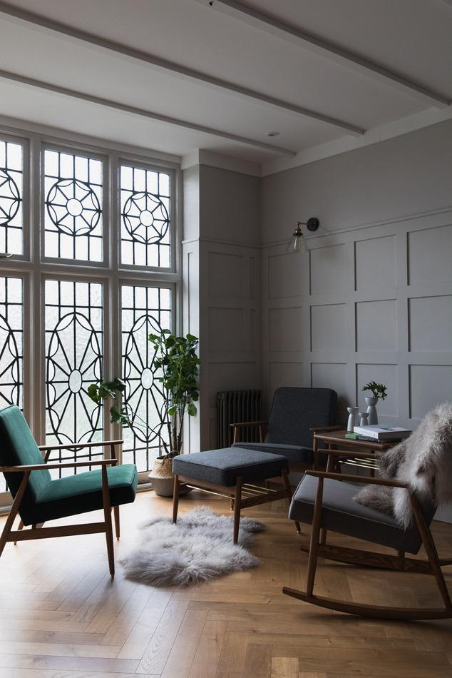jozef Chierowski fauteuil 366 chair histoire design polonais - blog déco - clem around the corner