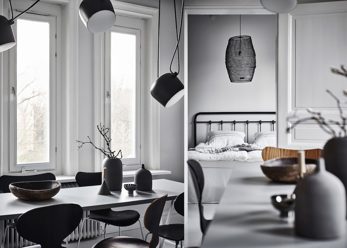 appartement Suède shades of grey - blog déco - clem around the corner