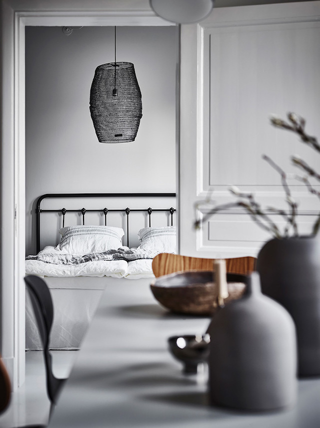 appartement nuance de gris shades of grey - blog déco - clem around the corner