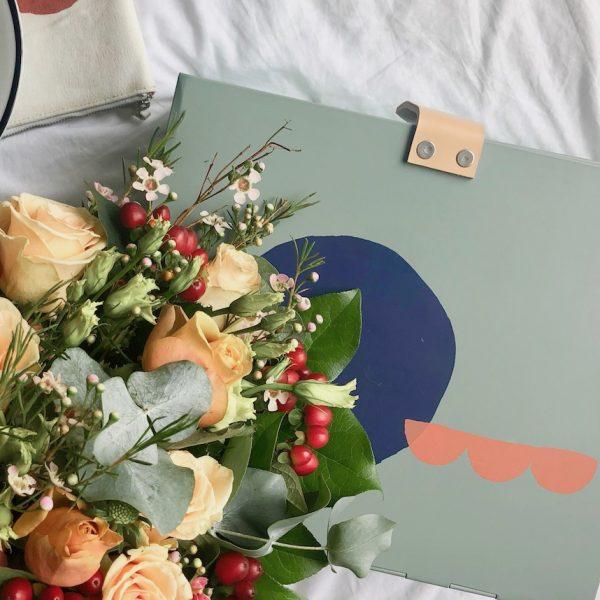 collaborations de la rentrée liberty bouquet bloom & wild - blog déco - clem around the corner