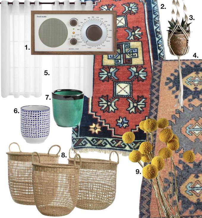 petite maison simple shopping list get the look vintage boheme