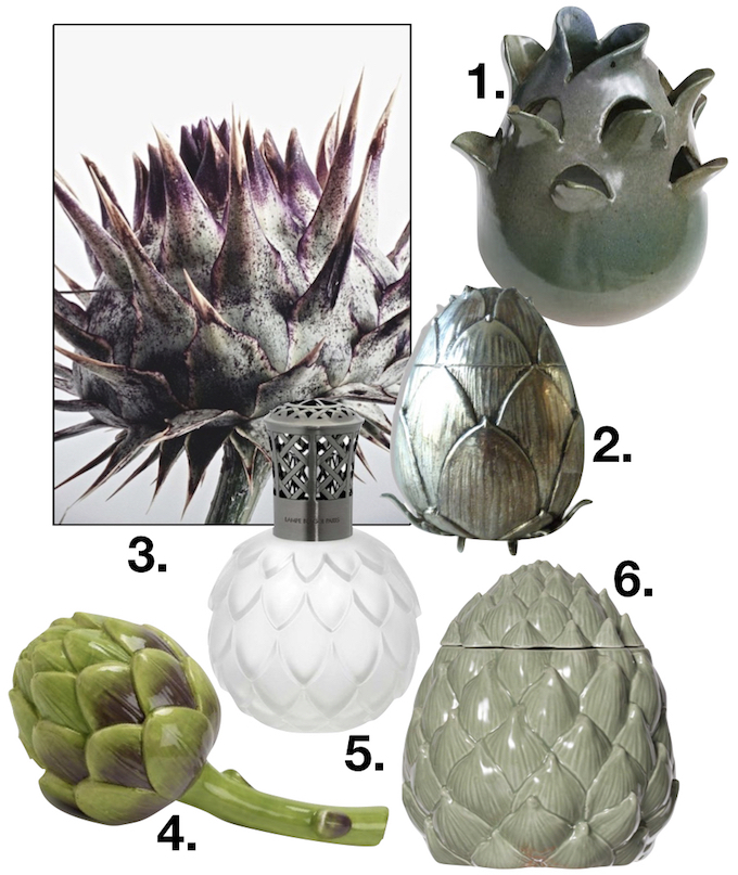 que faire avec des artichauts verts légumes objets clemaroundthecorner blog déco