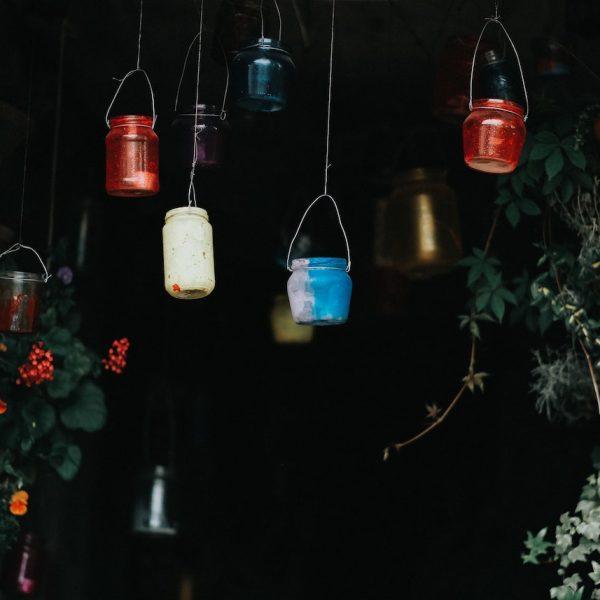 recycler des pots en verre blog déco clem around the corner