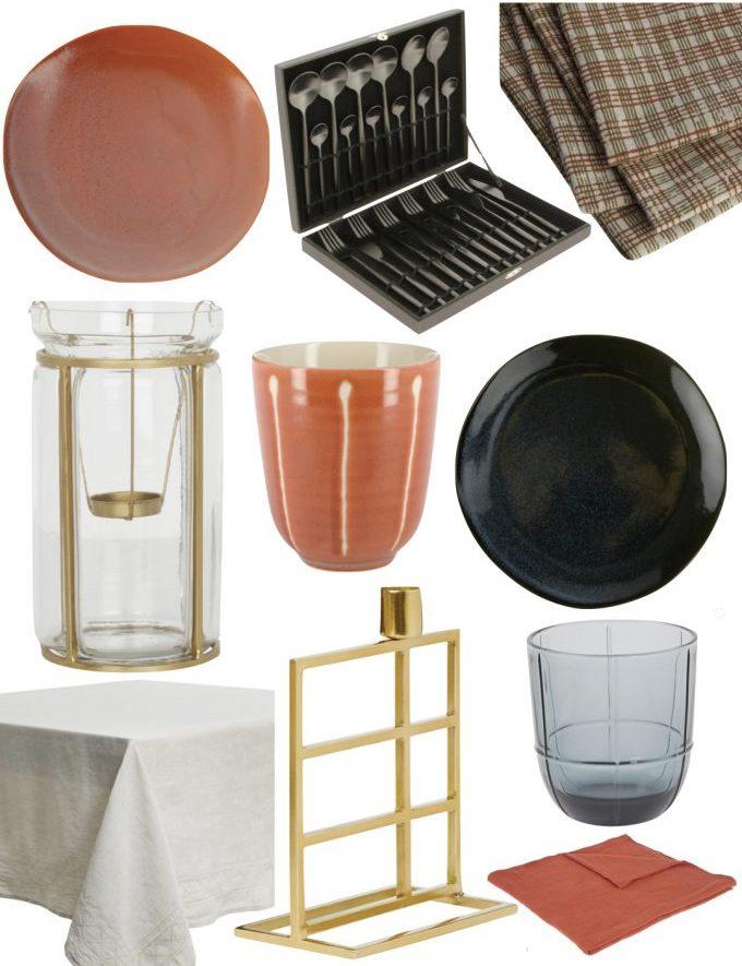 décoration table d'automne - blog déco - Clem Around The Corner