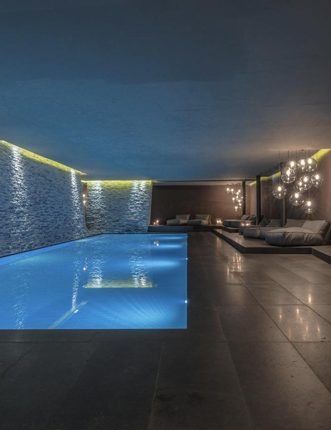 hotel chic en pleine montagne spa piscine blog déco clem around the corner