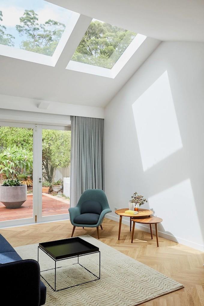 maison avec puits de lumi re blog d co clem around the corner. Black Bedroom Furniture Sets. Home Design Ideas