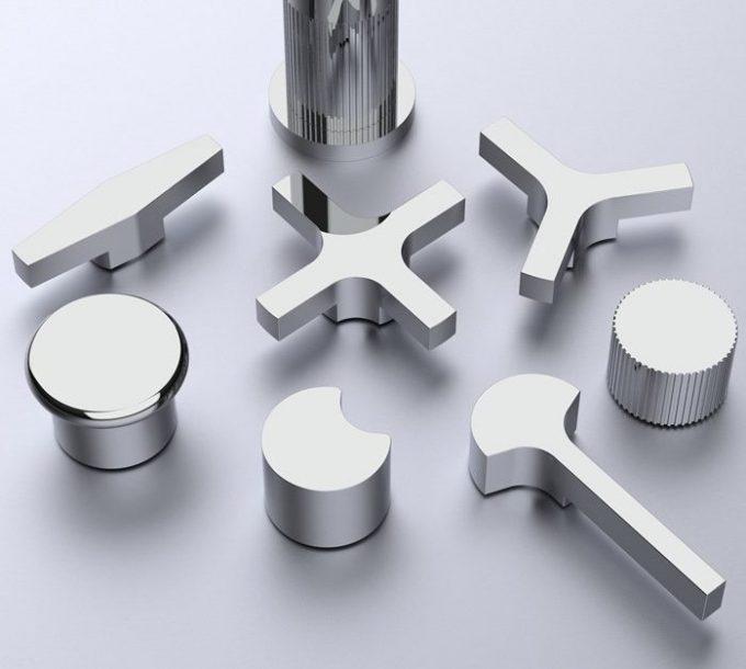 robinet personnalisable sur mesure bouton original moderne - blog déco - clem around the corner