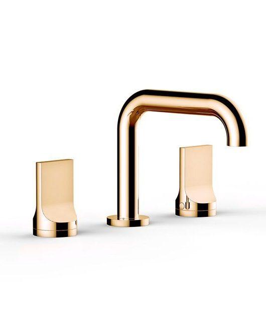 robinet personnalisable sur mesure gold laiton moderne - blog déco - clem around the corner