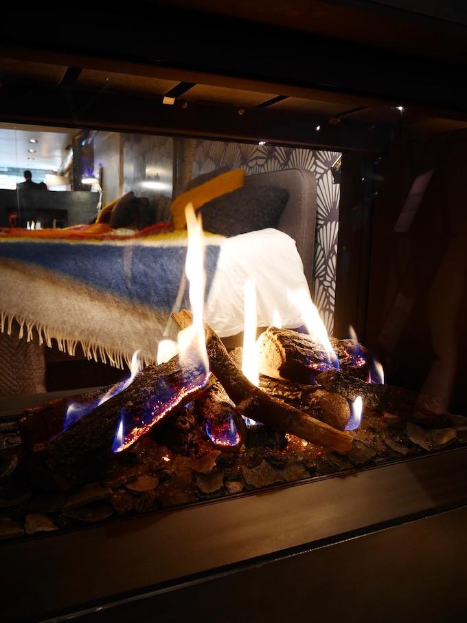 poele cheminée gaz avis - blog déco - clem around the corner