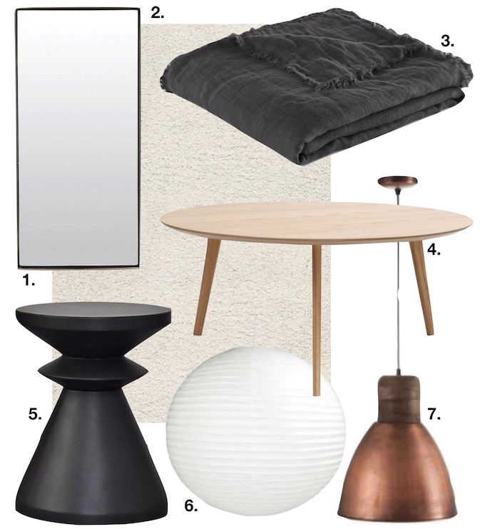 appartement design suédois shopping liste blog déco clem around the corner