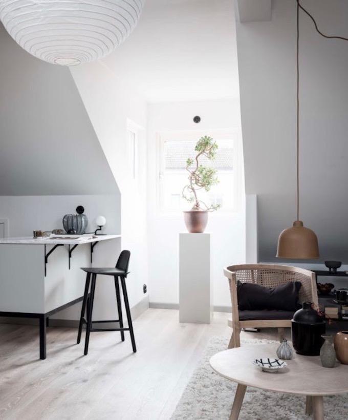 appartement design suédois ouverture fenêtre blog déco clem around the corner