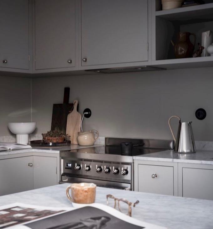 appartement design suédois cuisine gaz four blog déco clem around the corner