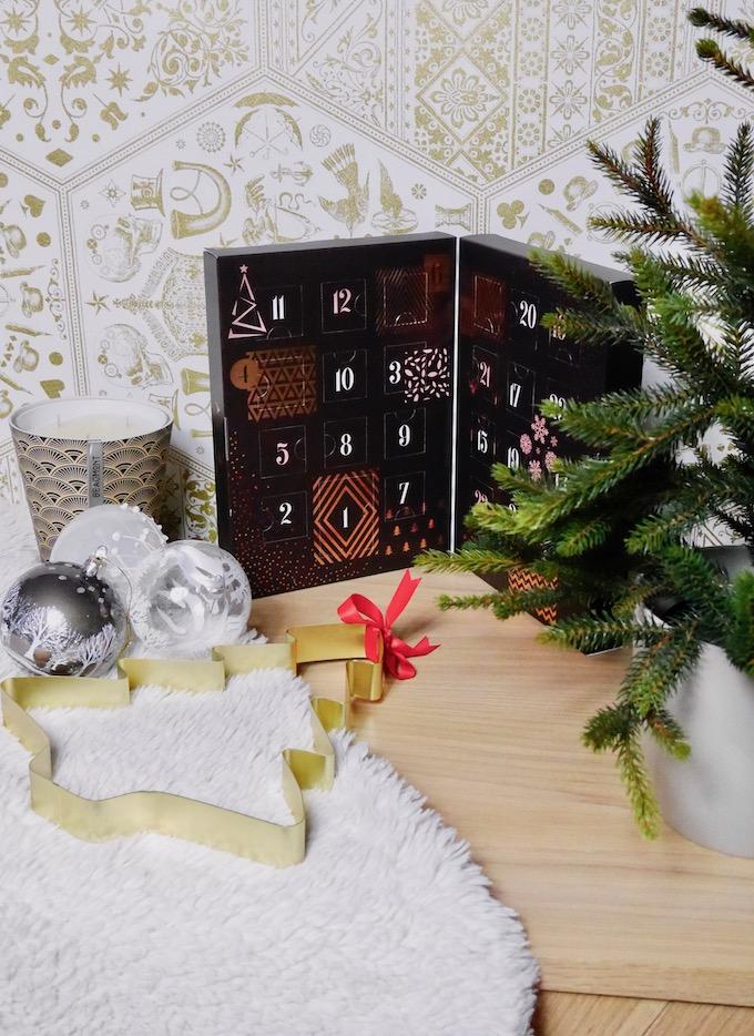 calendrier de l'avent 2018 chocolat gourmand adulte françois doucet avis - blog clem around the corner