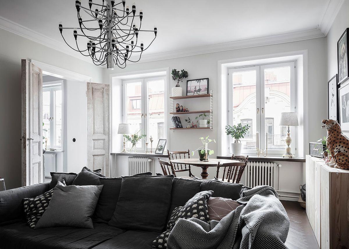 La d co scandinave blog d coration clem around the corner - Chambre bois blanc ...
