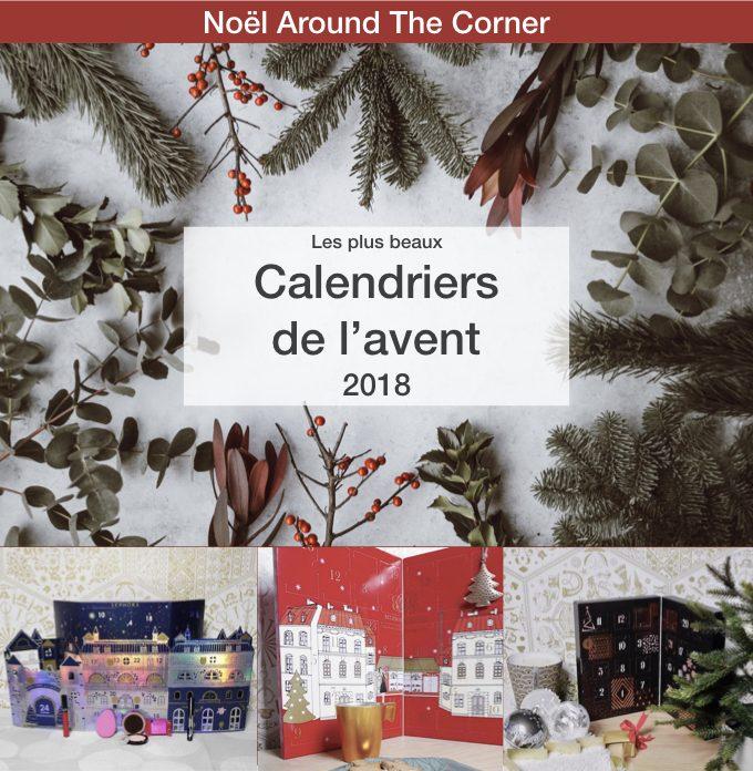 noel beau calendrier de l'avent 2018 adulte - blog déco - clem around the corner