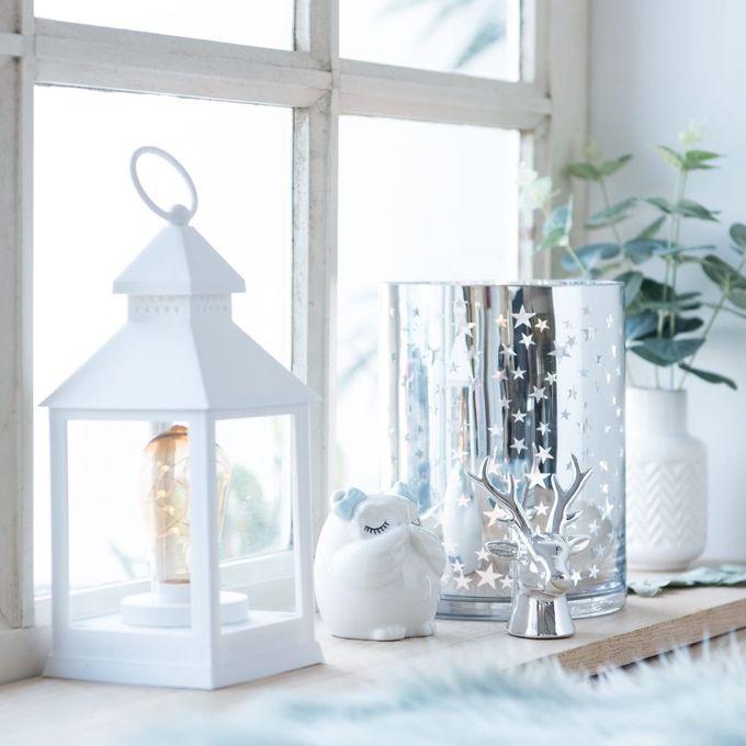 passer son appartement en mode hiver lanterne blanche blog déco clem around the corner