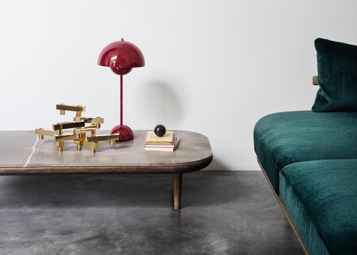 &tradition flowerpot lampe histoire verner panton - blog déco design - Clem Around The Corner