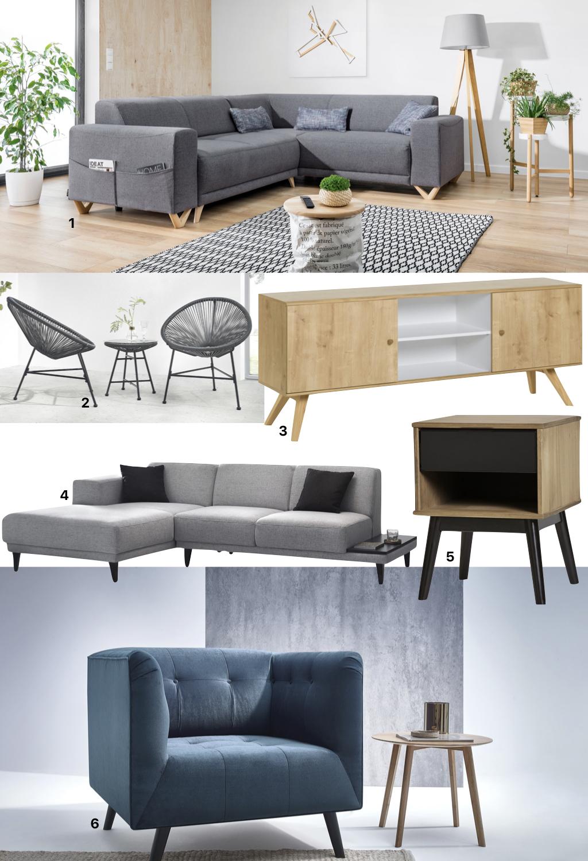 avis meuble table fauteuil canapé bobochic - blog déco - clem around the corner