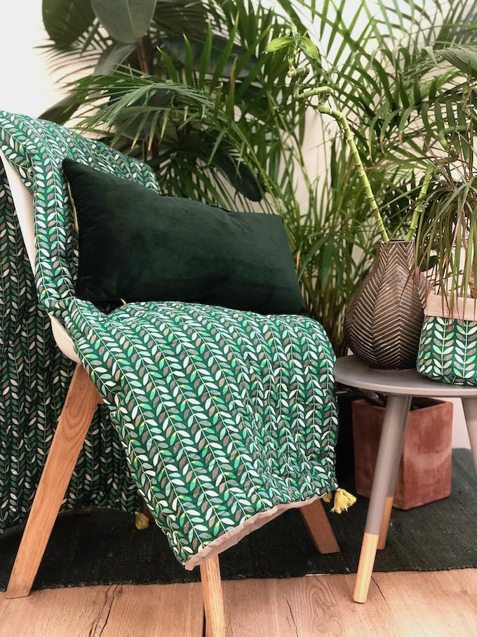 la nature inspire la déco urban jungle - blog decoration - clem around the corner