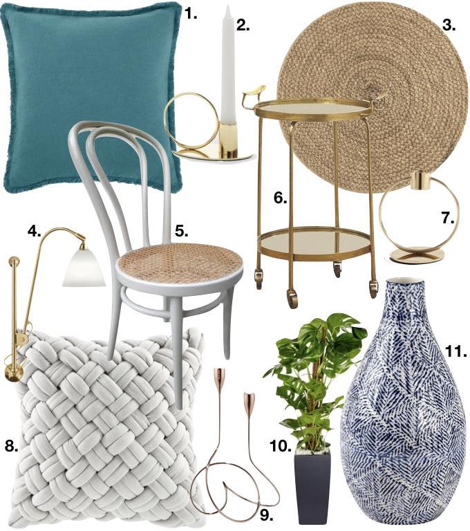 appartement suédois shopping list - blog déco - clem around the corner