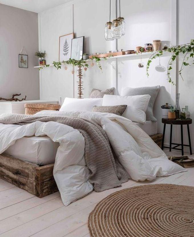 décoration chambre ado cocooning bohème confort douillet cosy - blog déco - clem around the corner