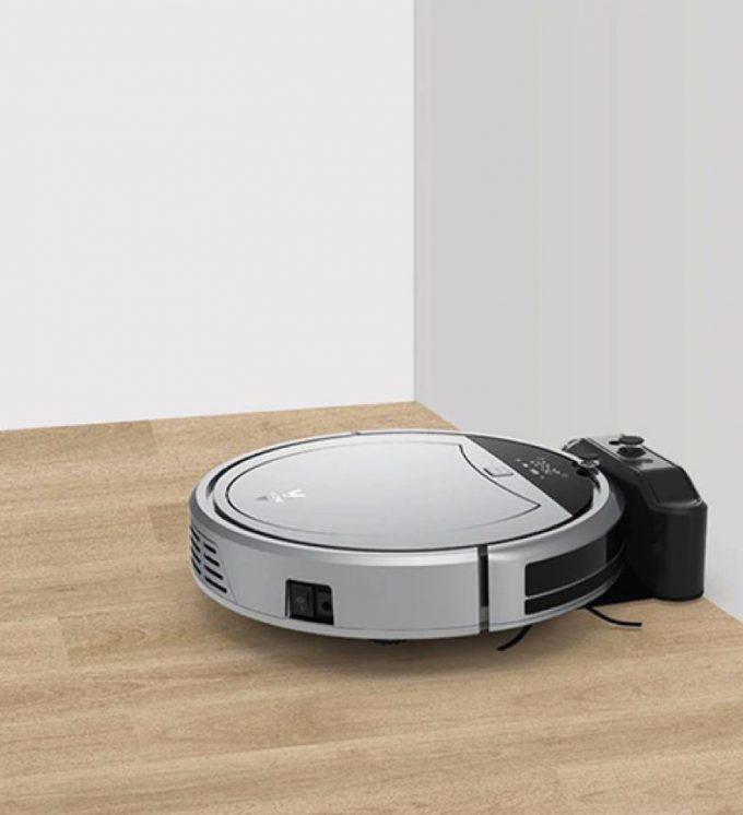 VIOMI VXRS01 avis aspirateur robot autonome chine - blog déco - clem around the corner