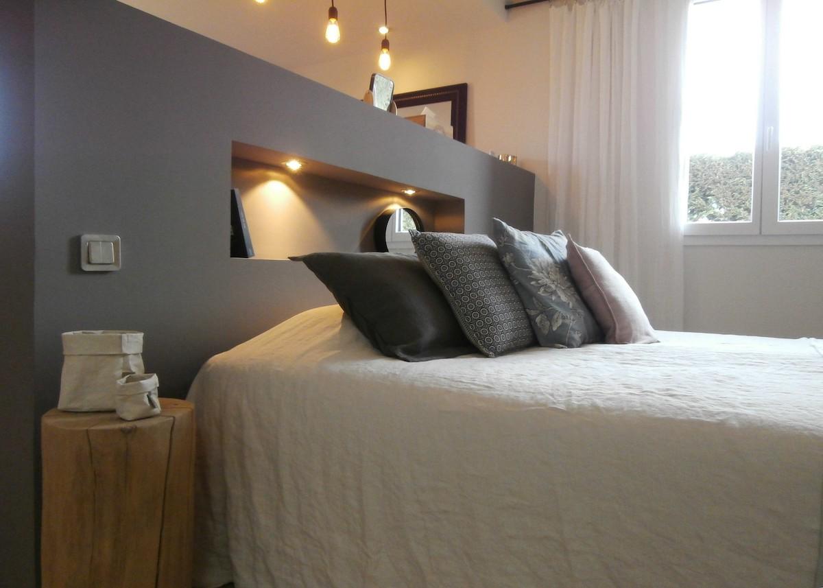 Chambre à coucher Feng Shui : aménagement - Clem Around The ...