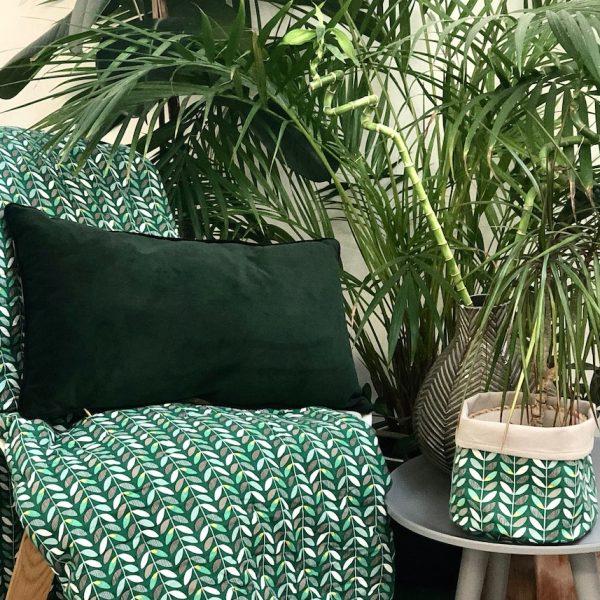 la nature inspire la déco urban jungle coworking paris - blog décoration - clem around the corner