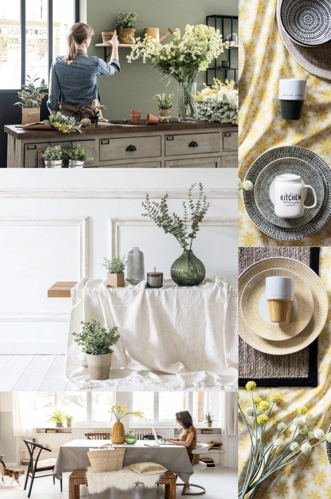 slow living décoration nouveau catalogue Maisons du Monde 2019 - blog déco - clem around the corner