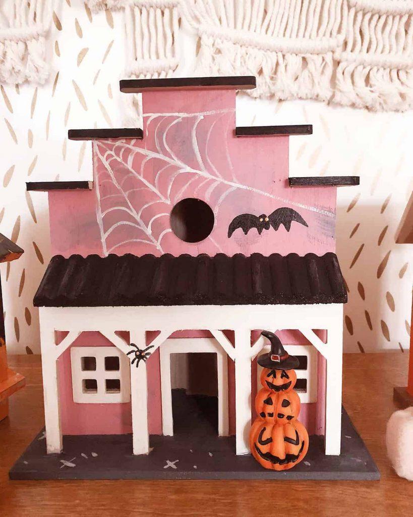 ranch halloween toile d araignee 31 octobre decor