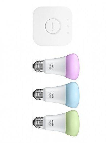 philips hue kit de demarrage ampoule connectee avis chez moi - blog clem around the corner