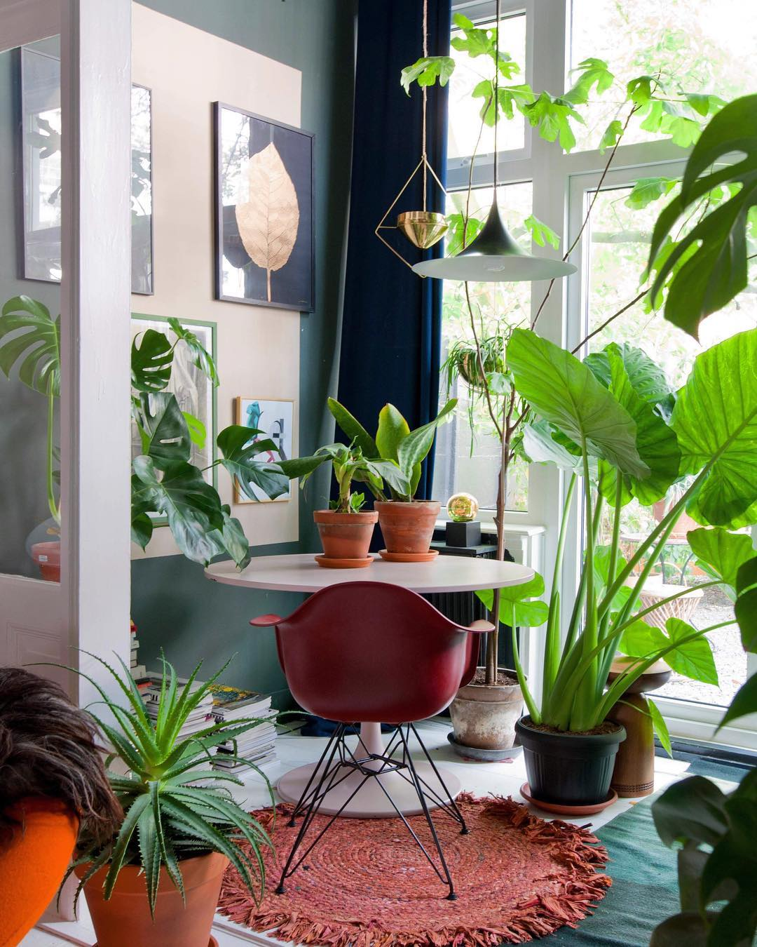 Théo Bert Pot The nice Stuff Collector urban jungle bureau - blog déco - clem around the corner