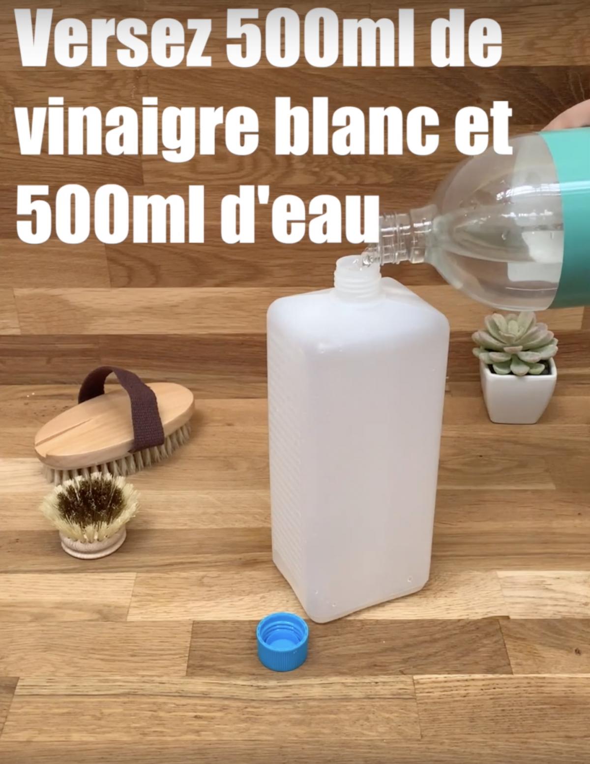 recette produit entretien fait maison vitre nettoyant vinaigre blanc - blog déco - clem around the corner