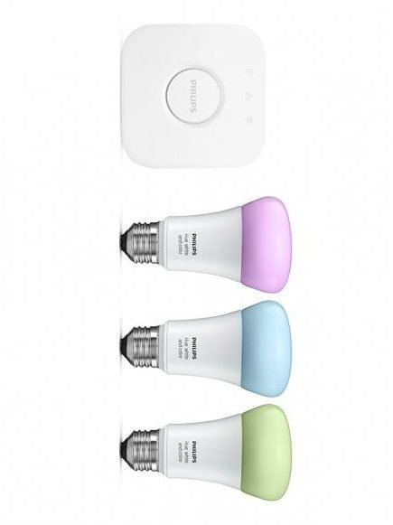 philips hue kit de demarrage ampoule connectee avis chez moi - blog clem around the corner