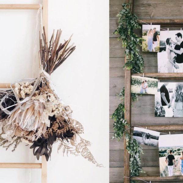 déco mural mariage original idée à faire soi-même - blog décoration diy - clem around the corner