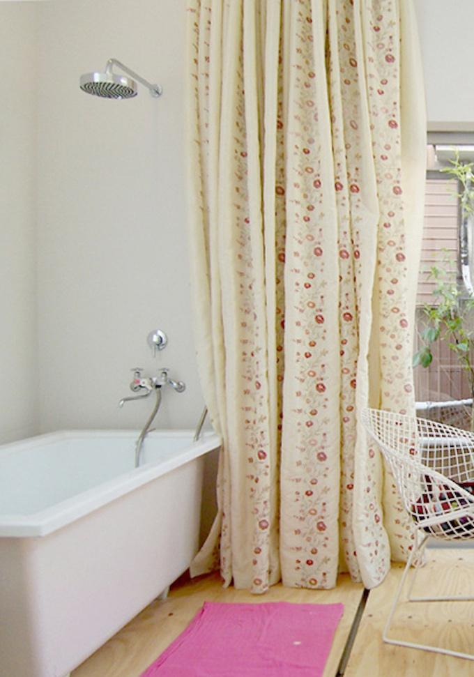 house a de ryue nishizawa baignoire salle de bain salon - blog déco - clem around the corner