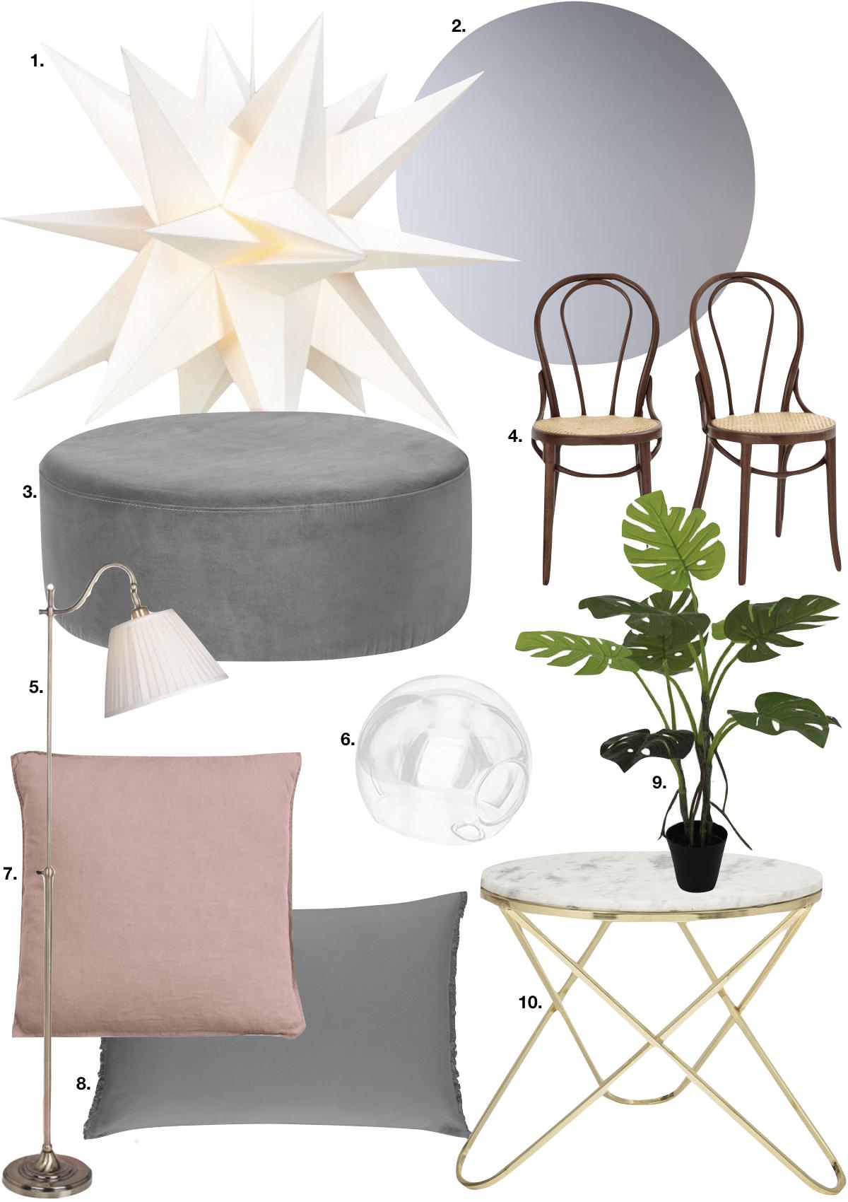 papier peint salon chambre cosy lumineux pastel marbre lin velours - blog déco - clem around the corner