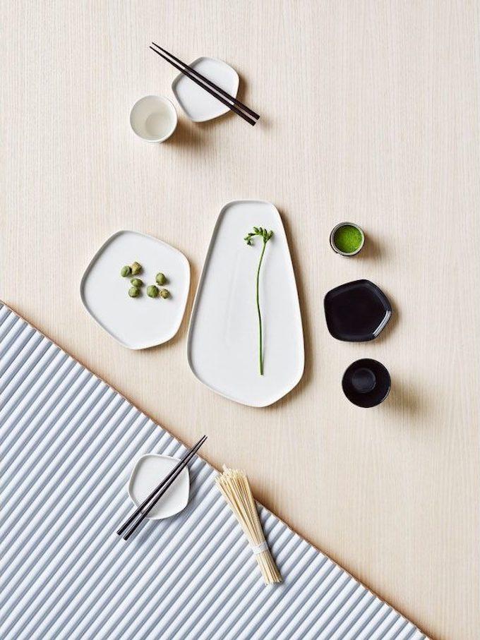 tendance japandi style scandinave japonais iittala - blog déco - clem around the corner