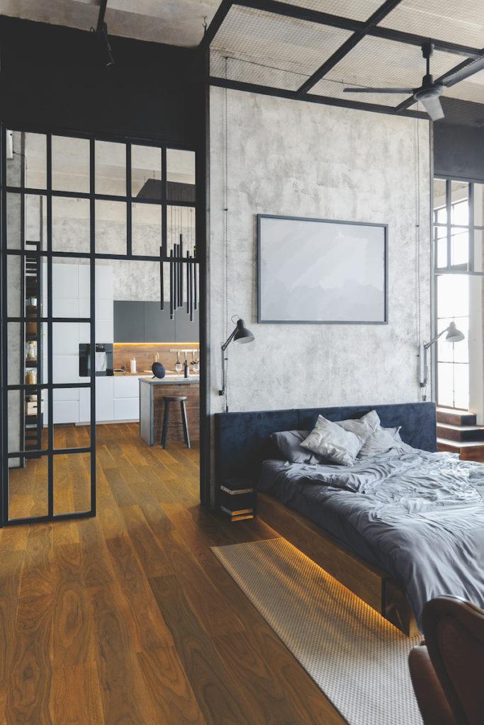 WISE sol revêtement naturel en liège imitation parquet - blog déco - décoration intérieure - clemaroundthecorner
