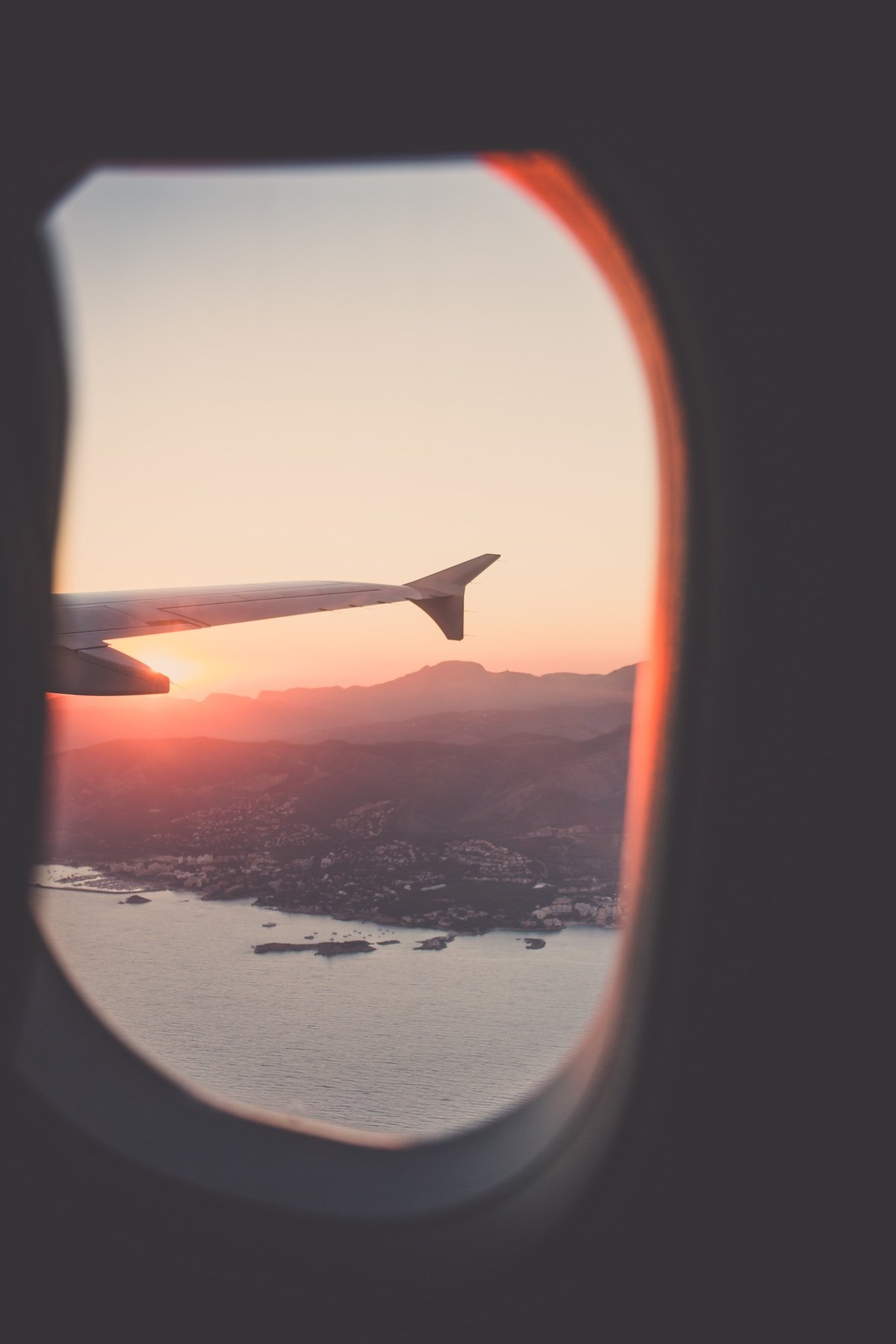 astuces voyage avion mer océan bleu paysage estival blog déco