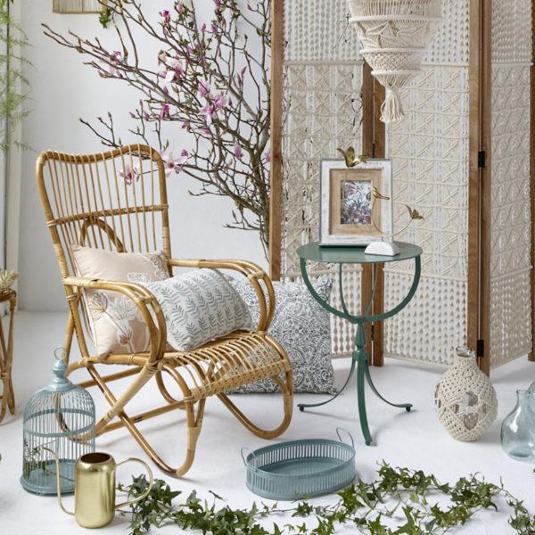 décoration absolument maison galeries lafayette idée salon bucolique nature