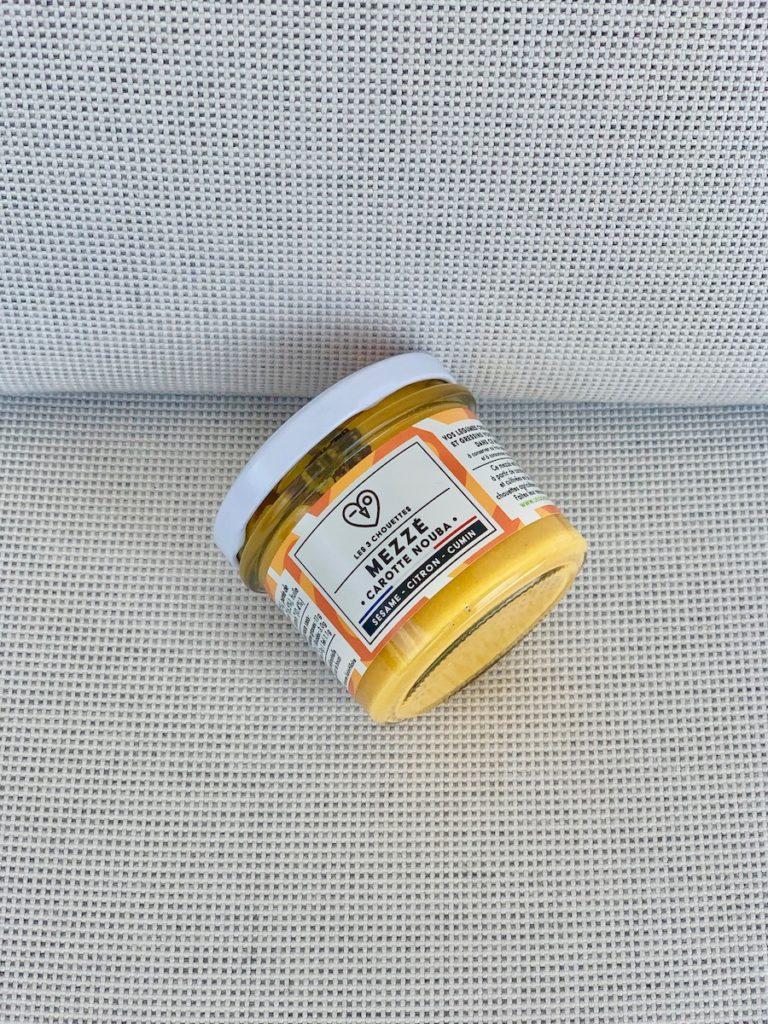 mézze carotte nouba apéritif les 3 chouettes bio clemaroundthecorner