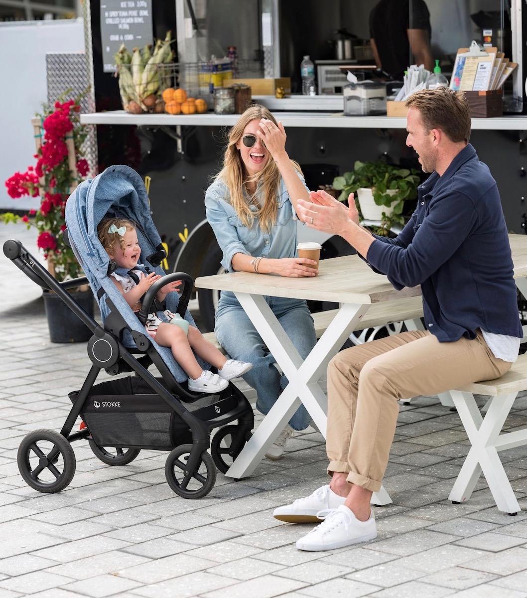 beat stokke baby bébé poussette tendance confort pour bébé - blog déco - clemaroundthecorner