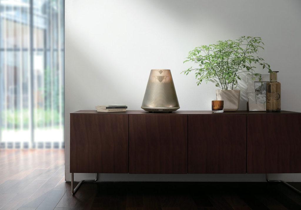 Yamaha Relit LSX enceinte design bluetooth lumineuse comparatif