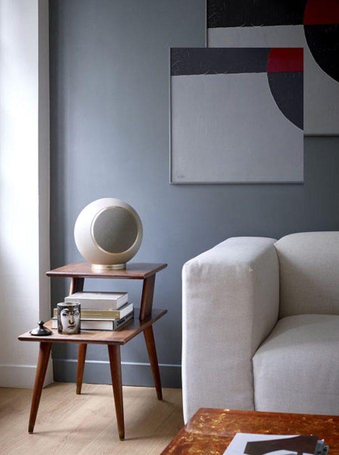 elipson planet l mat enceinte design bluetooth - blog deco - clem around the corner